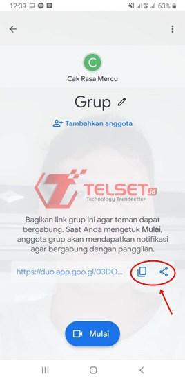 Tautan Google Duo 3