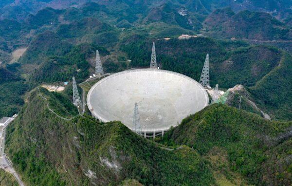 Teleskop Raksasa China