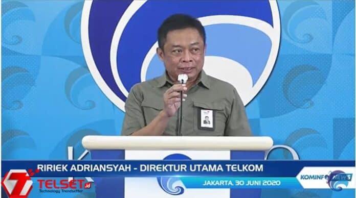 Telkom Aplikasi PeduliLindungi Turis