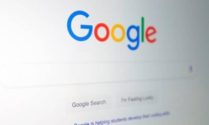 Pencarian relevan Google