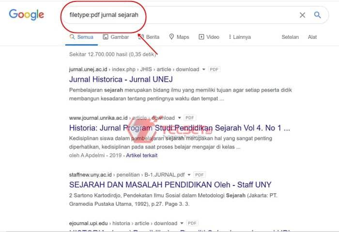 Tips Google Informasi