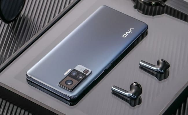 Vivo X50 Pro Kamera Gimbal