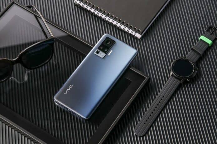 Kamera Vivo X50 Pro