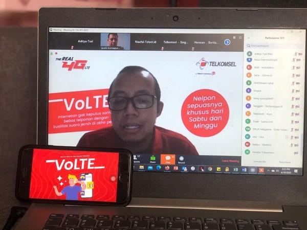 Hadirkan Layanan VoLTE, Telkomsel: Langkah Awal Menuju 5G