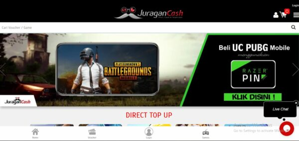 Situs Top Up Game