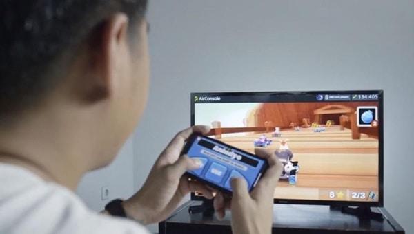 Gandeng AirConsole, Pelanggan XL Home Bisa Main Game di TV