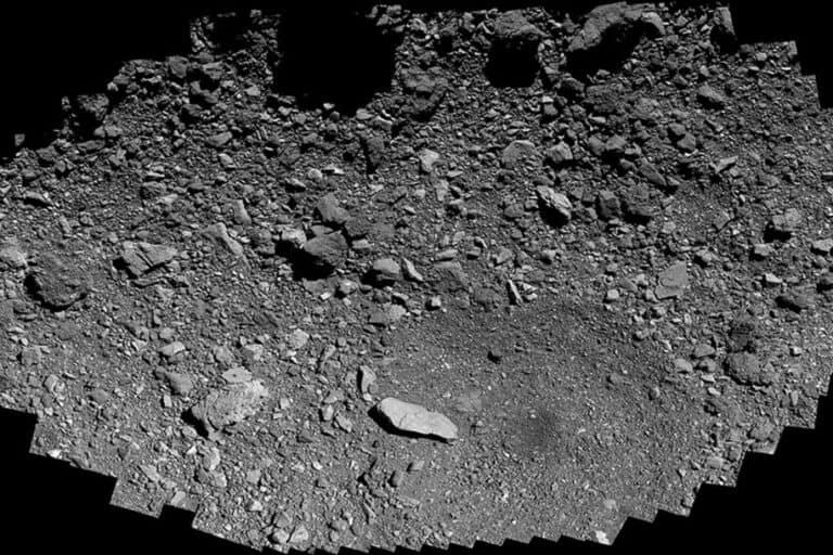OSIRIS-REx Bantu NASA Semakin Dekat dengan Asteroid