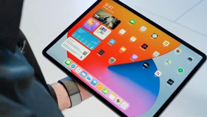 Update iPadOS 14