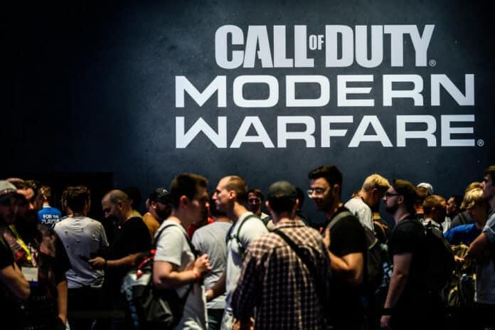 Black Lives Matter Call of Duty: Modern Warfare