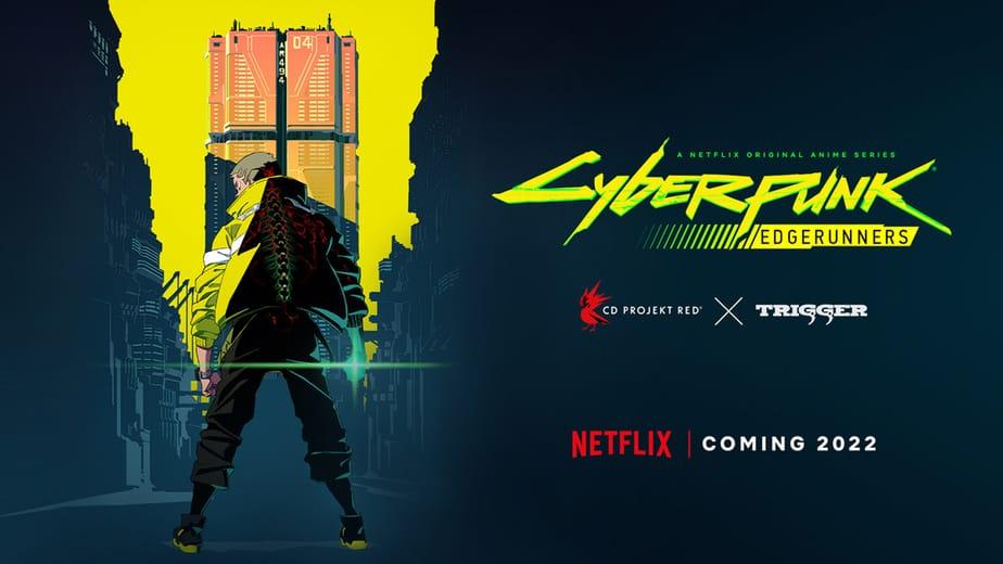 Anime Cyberpunk: Edgerunners Netflix