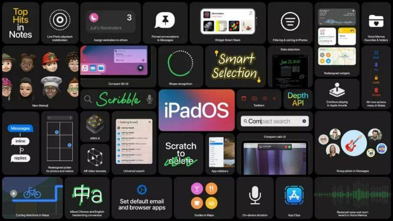 Diciptakan Khusus, iPadOS 14 Hadir dengan Beragam Fitur Baru