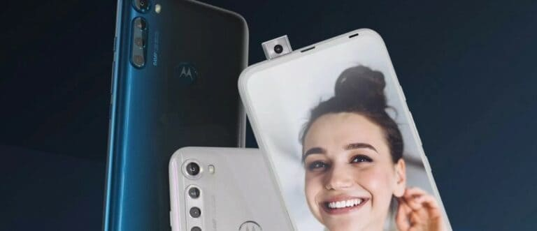Moto One Fusion+: Tampil Menawan dengan Kamera Pop-up