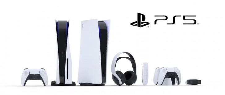 desain PS5 PlayStation 5