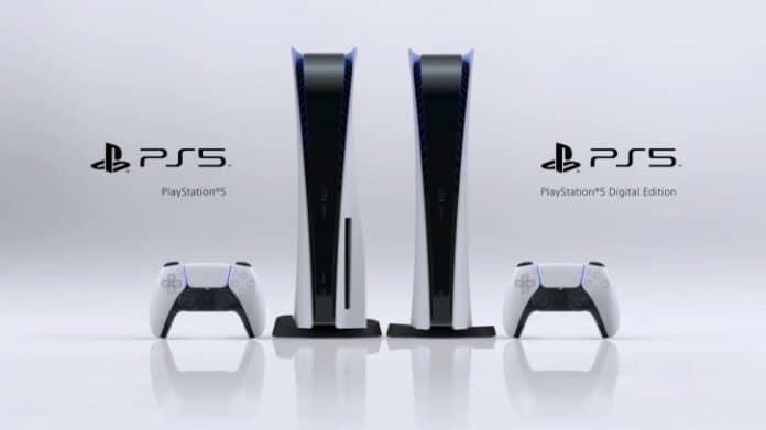 desain PS5