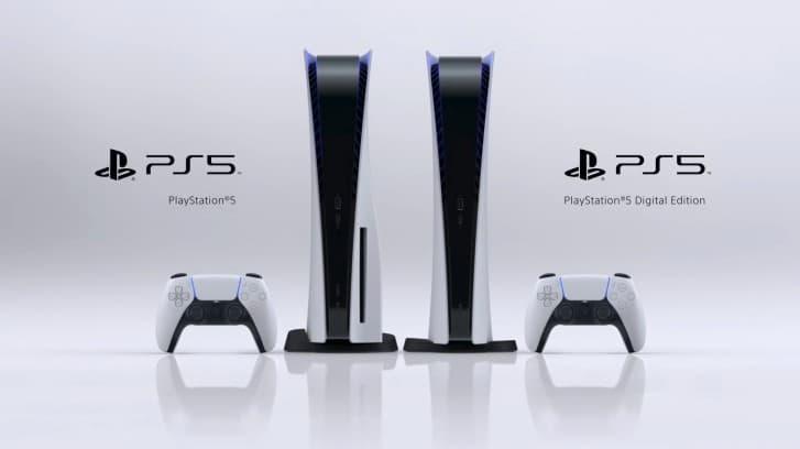 Sony Pamer Desain PS5, Futuristik Banget!