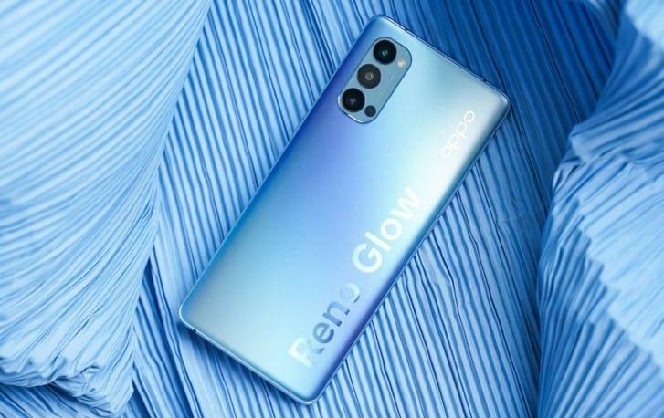 Spesifikasi Oppo Reno4 Pro