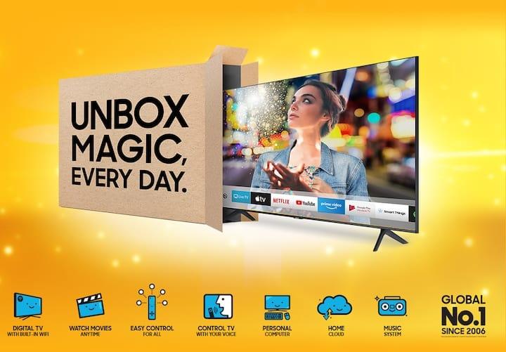 Catat! Ini 7 Keunggulan Samsung Super Smart TV 2020