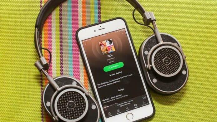 Cara atur kualitas lagu Spotify