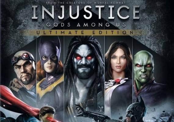 Buruan! Game Injustice Gods Among Us Bisa Diunduh Gratis