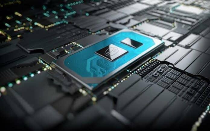 Prosesor Intel Tiger Lake