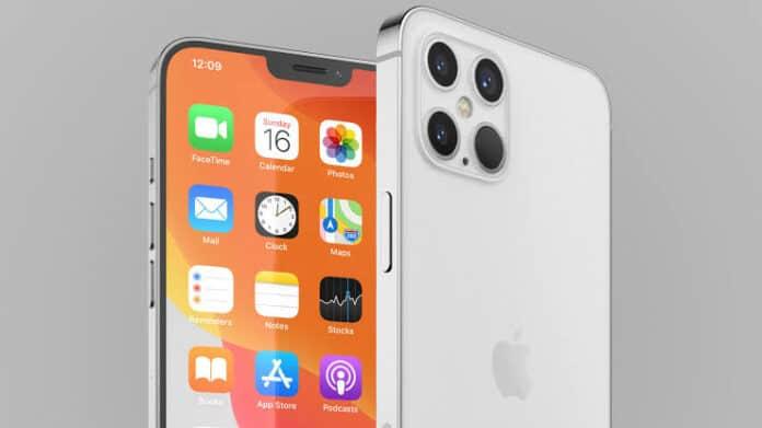 Produksi iphone 12