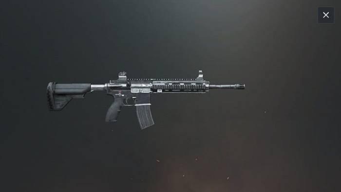 Senjata PUBG Mobile Tersakit