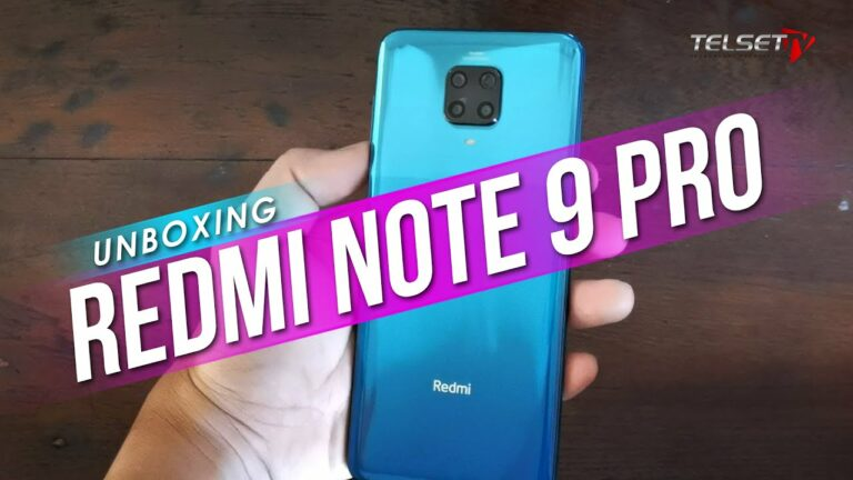Redmi Note 9 Pro Unboxing dan Review Singkat