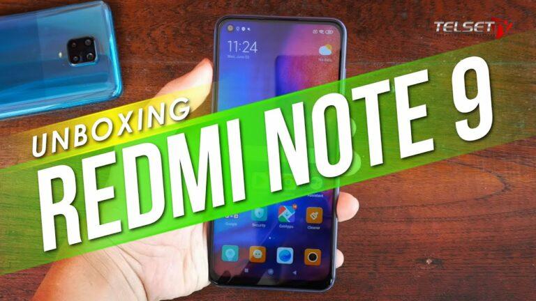 Redmi Note 9 Unboxing & First Impression: Harga Rp 2 Jutaan!