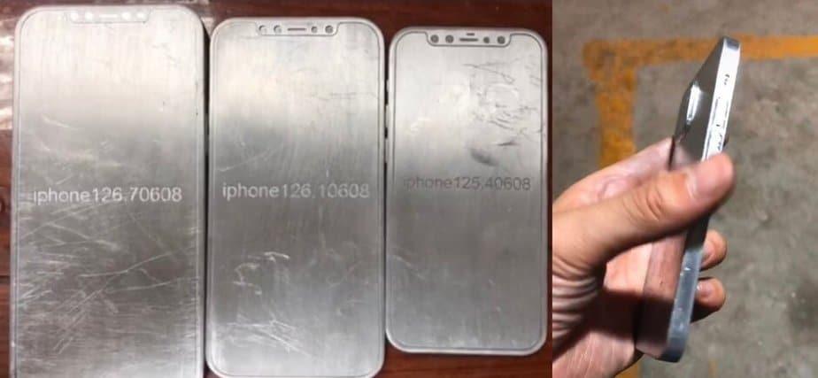 Desain iPhone 12
