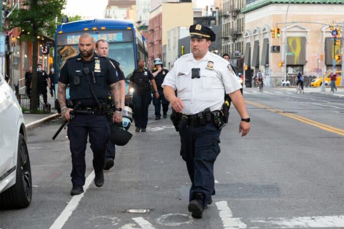 Pengenalan Wajah Polisi