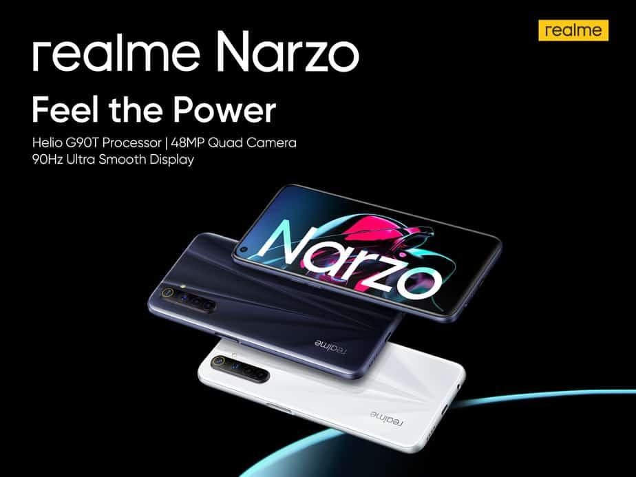 Realme Narzo Indonesia