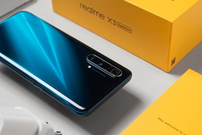 Setelah X3 SuperZoom, Realme X3 Juga Siap Diluncurkan
