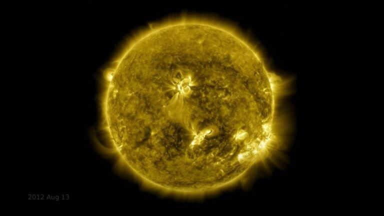 NASA Rilis Timelapse 10 Tahun Matahari [VIDEO]