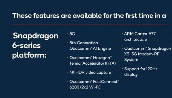 Prosesor 5G Snapdragon 690