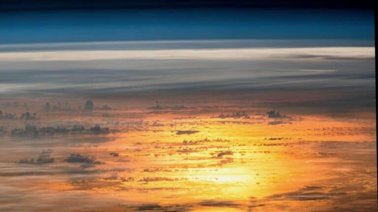 Begini Proses Matahari Terbenam di Planet Selain Bumi [VIDEO]