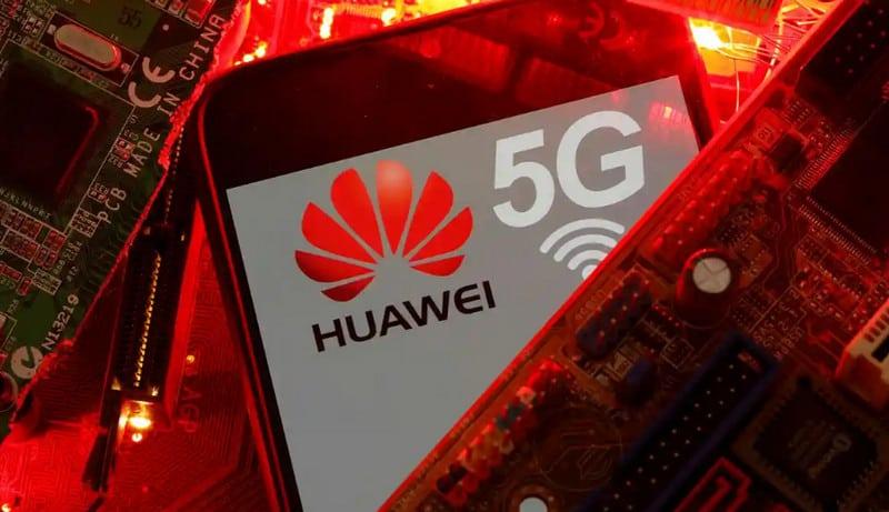 Inggris Larang 5G Huawei