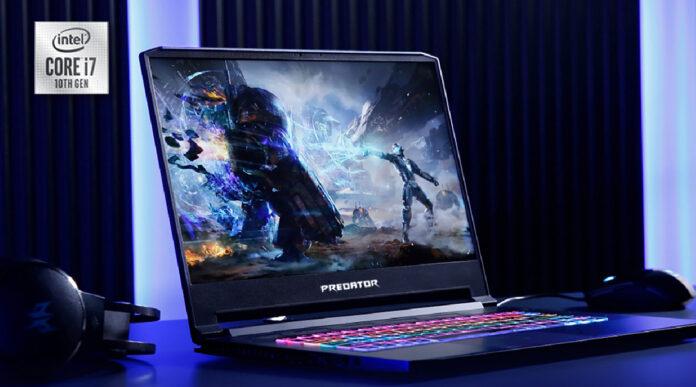 Spesifikasi Acer Predator Triton 500