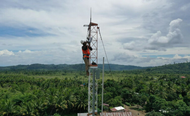 BAKTI Kominfo Targetkan 7.904 Desa Bisa Nikmati Sinyal 4G di 2022