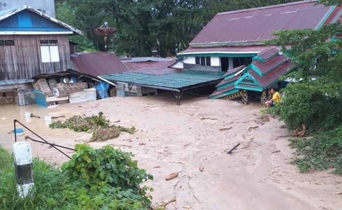 XL Pastikan Jaringan Aman Pasca Bencana Banjir Luwu Utara