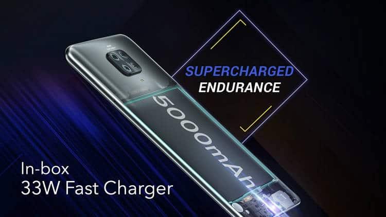 Spesifikasi Baterai Poco M2 Pro