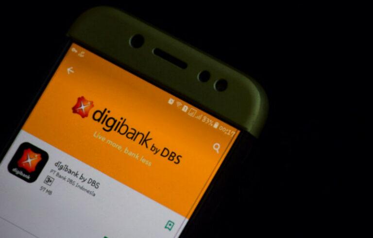 Selama Pandemi, Transaksi Digital Bank DBS Naik 75%