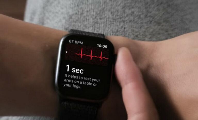 Nyawa Anak Ini Tertolong Fitur EKG Apple Watch