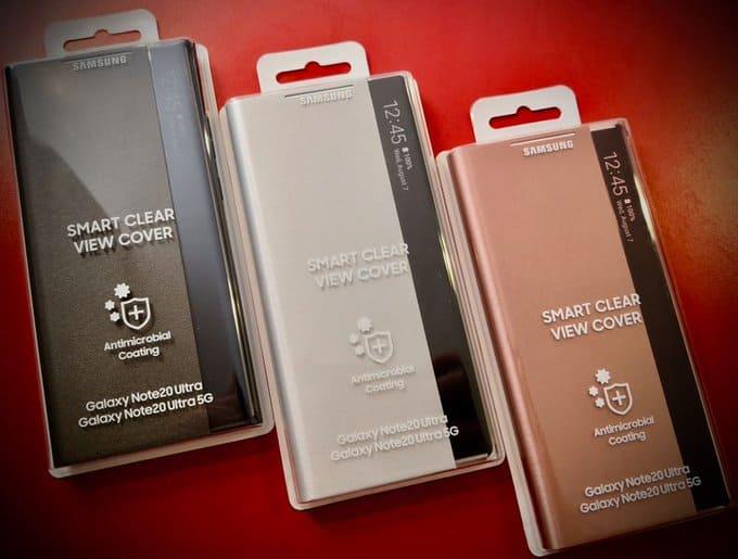 Casing Antimikroba Samsung Galaxy Note 20