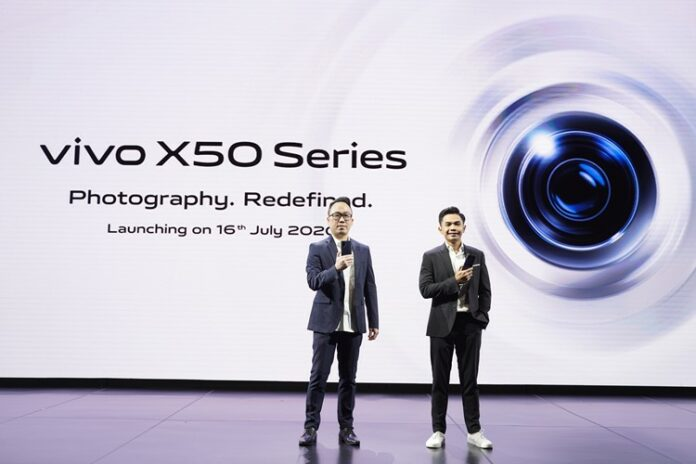 Harga Vivo X50 Series