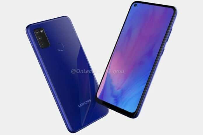 Spesifikasi Baterai Samsung Galaxy M41