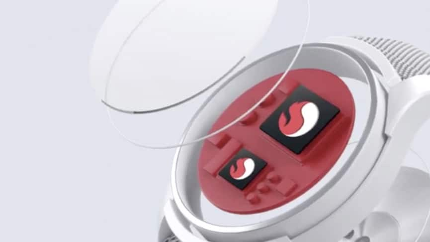 Snapdragon Wear 4100 Series
