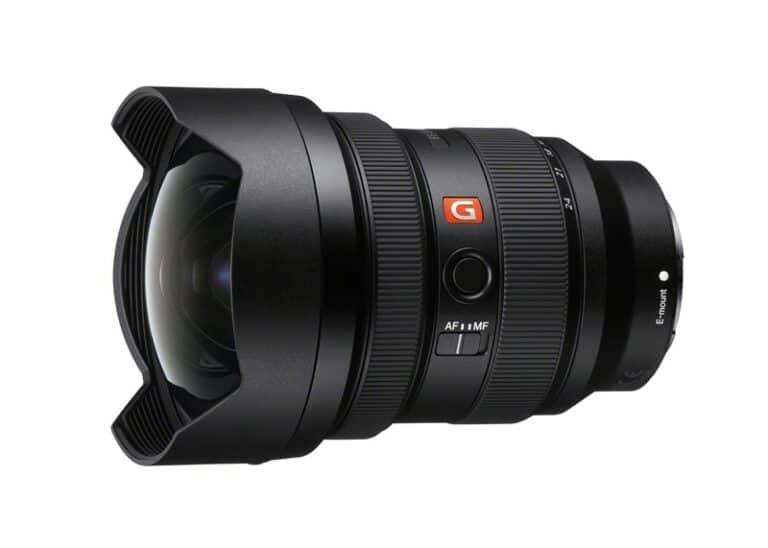 Sony SEL1224GM, Lensa Zoom Terlebar di Dunia