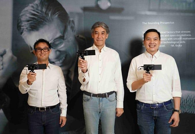 Harga dan Spesifkasi Sony ZV-1 Indonesia