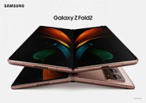 Harga Galaxy Z Fold 2