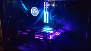 Henry Cavill Rakit PC Gaming